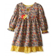 Jam on Toast Country Long Sleeve Dress (2yrs)