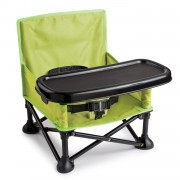 Summer Infant Pop N' Sit Portable Booster - Green