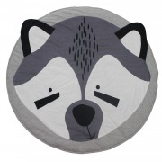 Mister Fly Raccoon Playmat