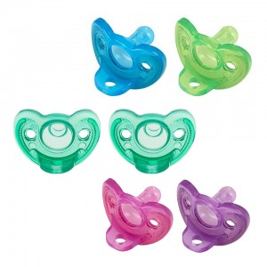The First Years GumDrop 2 Pack 3m+ Pacifier