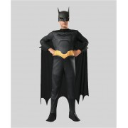 Black Batman Dress Up Set (3-4 yrs)
