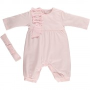 Emile et Rose Evie Jersey All in One with Hairband