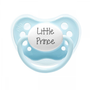 Littlemico Little Prince Blue Pacifier