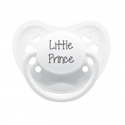 Littlemico Little Prince White Pacifier