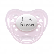 Littlemico Little Princess Pink Pacifier