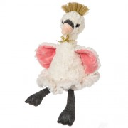 FabFuzz Swan Princess Soft Toy