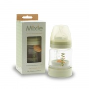 Mixie Smart Formula Mixing Baby Bottle 118ml (Stage 1 nipple included)