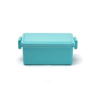 Japanese GEL-COOL Large Bento Lunchbox, Blue Gorgonzola