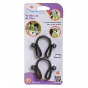 Dreambaby Stroller Clip, 2 Pack