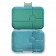 Antibes Blue 4 Compartment Lunchbox