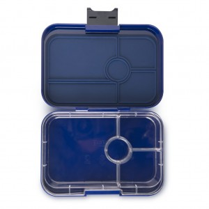 Portofino Blue 4 Compartment Lunchbox