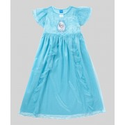 Frozen Elsa Fantasy Costume Dress (4 yrs)