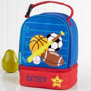 All Star Sports Embroidered Lunch Bag
