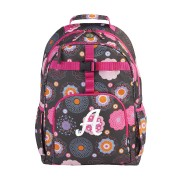 Playful Print Spirals Backpack