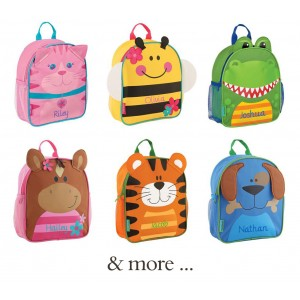 Personalized Mini Sidekick Backpacks