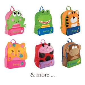 Personalized Sidekick Backpacks