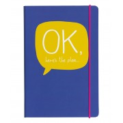 Happy Jackson | 'Here's the Plan' Notebook