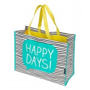 'Happy Days!' Tote