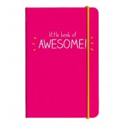 Happy Jackson | 'Little Book of Awesome' Notebook
