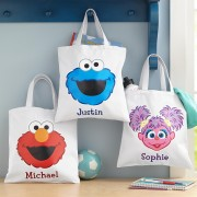 Big Face Sesame Street Tote Bag