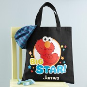 Big Star Elmo Tote Bag