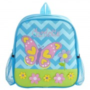 Personalized Backpack (Butterflies)