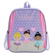 Personalized Backpack (Ballet)