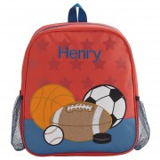 Personalized Backpack (Sports)