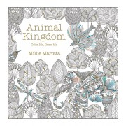 Animal Kingdom Coloring Book