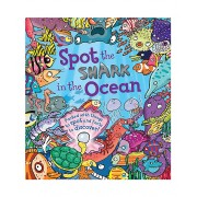 Spot the Shark in the Ocean Hardcover