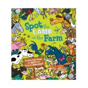 Spot the Lamb on the Farm Hardcover