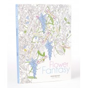 Flower Fantasy Poster Pad
