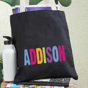 All Mine Personalized Tote Bag