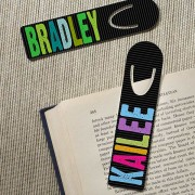All Mine Personalized Bookmark (Set of 2)