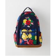 Folk Flower Large Backpack