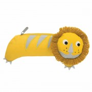 Novelty Lion Pencil Case
