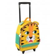 Janod Tiger Trolley Bag