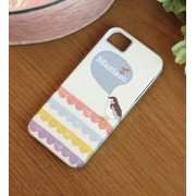 Personalized iPhone / iPad / Samsung Case (Glitz Stripes Design)