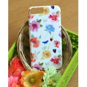 iPhone 7 Case (Colorful Blossoms)