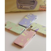 iPhone 6 Case (Pastel Mini Baragi3)