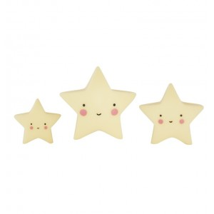 Mini Yellow Stars Decoration