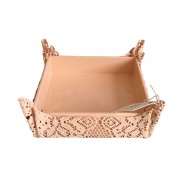 Pieces by Farah | Dantelle Small Square Tray