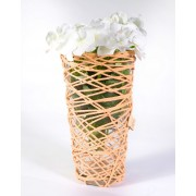 Pieces by Farah | String Conical Vase