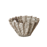 Pieces by Farah | Dantelle Small Cone Bowl