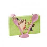 Metal Napkinholder (Pink)