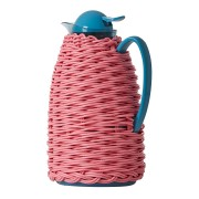 Rice Thermo with Plastic Weave - Pink