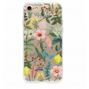 Clear Herb Garden Protective iPhone 7 Plus Case