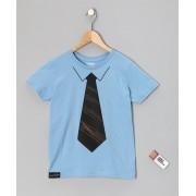 Tie Chalkboard Tee   Sizes: 4=(2-4 yrs)