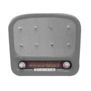 Vintage Radio Accessories rack