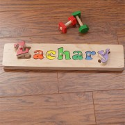 My Name Personalized Puzzle Board- 1 Name